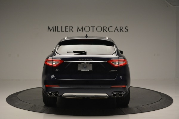 Used 2018 Maserati Levante Q4 GranLusso for sale $61,900 at Rolls-Royce Motor Cars Greenwich in Greenwich CT 06830 6