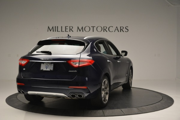 Used 2018 Maserati Levante Q4 GranLusso for sale Sold at Rolls-Royce Motor Cars Greenwich in Greenwich CT 06830 7