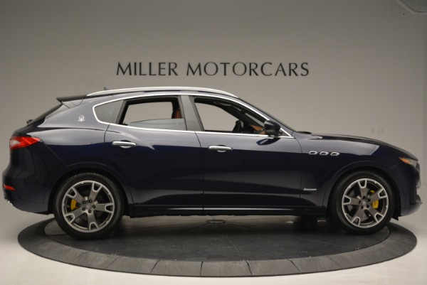 Used 2018 Maserati Levante Q4 GranLusso for sale $61,900 at Rolls-Royce Motor Cars Greenwich in Greenwich CT 06830 9