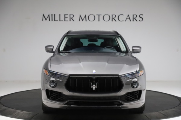 Used 2018 Maserati Levante SQ4 GranSport for sale $55,900 at Rolls-Royce Motor Cars Greenwich in Greenwich CT 06830 12