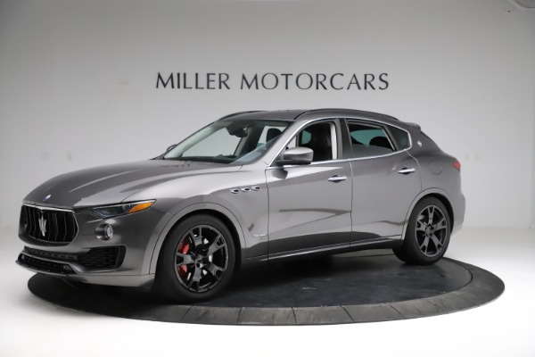 Used 2018 Maserati Levante SQ4 GranSport for sale $55,900 at Rolls-Royce Motor Cars Greenwich in Greenwich CT 06830 2