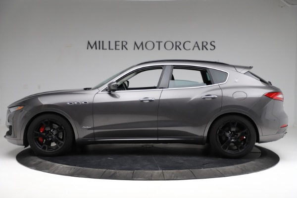 Used 2018 Maserati Levante SQ4 GranSport for sale $55,900 at Rolls-Royce Motor Cars Greenwich in Greenwich CT 06830 3