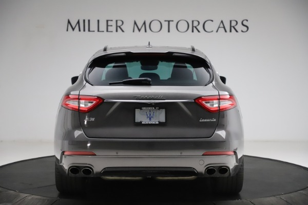 Used 2018 Maserati Levante SQ4 GranSport for sale $55,900 at Rolls-Royce Motor Cars Greenwich in Greenwich CT 06830 6