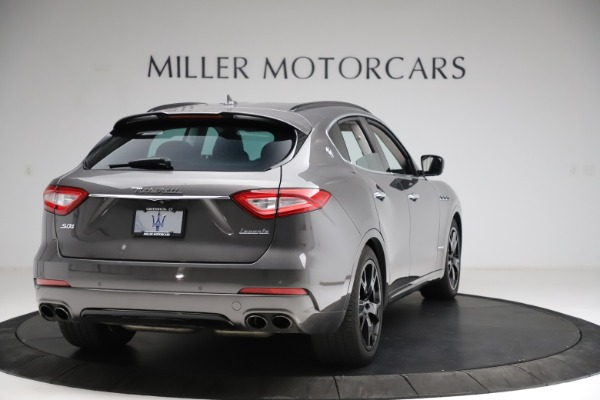 Used 2018 Maserati Levante SQ4 GranSport for sale $55,900 at Rolls-Royce Motor Cars Greenwich in Greenwich CT 06830 7