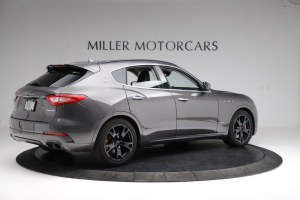 Used 2018 Maserati Levante SQ4 GranSport for sale $55,900 at Rolls-Royce Motor Cars Greenwich in Greenwich CT 06830 8