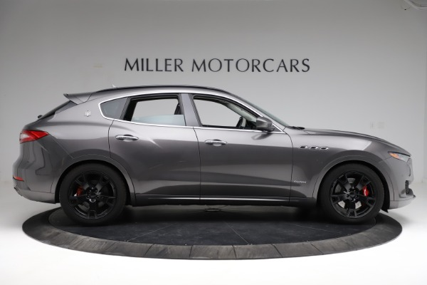 Used 2018 Maserati Levante SQ4 GranSport for sale $55,900 at Rolls-Royce Motor Cars Greenwich in Greenwich CT 06830 9