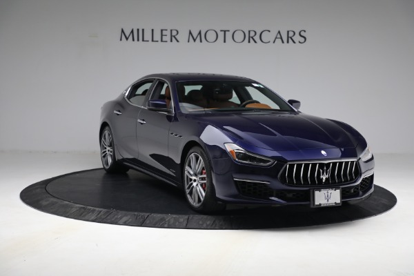 Used 2018 Maserati Ghibli S Q4 GranLusso for sale $56,900 at Rolls-Royce Motor Cars Greenwich in Greenwich CT 06830 10