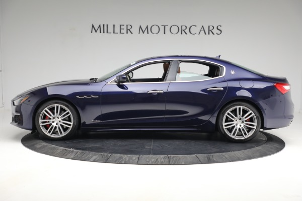 Used 2018 Maserati Ghibli S Q4 GranLusso for sale $56,900 at Rolls-Royce Motor Cars Greenwich in Greenwich CT 06830 2