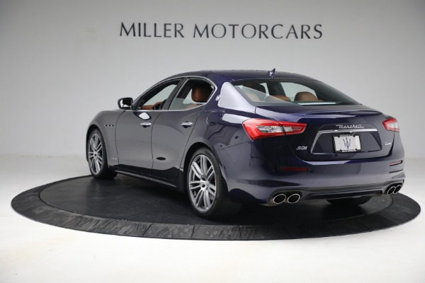 Used 2018 Maserati Ghibli S Q4 GranLusso for sale $56,900 at Rolls-Royce Motor Cars Greenwich in Greenwich CT 06830 4