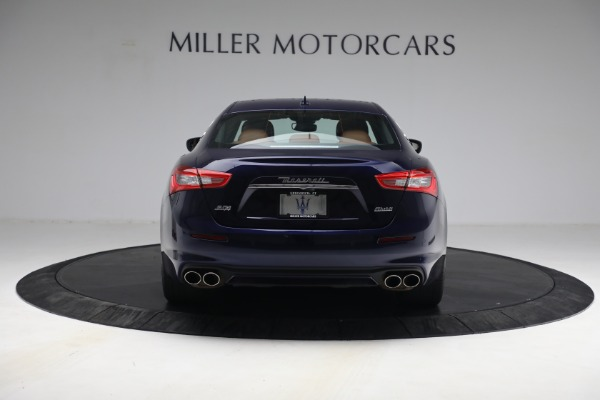 Used 2018 Maserati Ghibli S Q4 GranLusso for sale $56,900 at Rolls-Royce Motor Cars Greenwich in Greenwich CT 06830 5