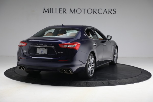 Used 2018 Maserati Ghibli S Q4 GranLusso for sale $56,900 at Rolls-Royce Motor Cars Greenwich in Greenwich CT 06830 6