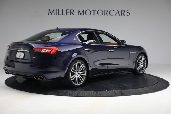 New 2018 Maserati Ghibli S Q4 GranLusso for sale Sold at Rolls-Royce Motor Cars Greenwich in Greenwich CT 06830 7