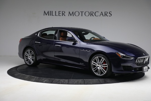 Used 2018 Maserati Ghibli S Q4 GranLusso for sale $56,900 at Rolls-Royce Motor Cars Greenwich in Greenwich CT 06830 9