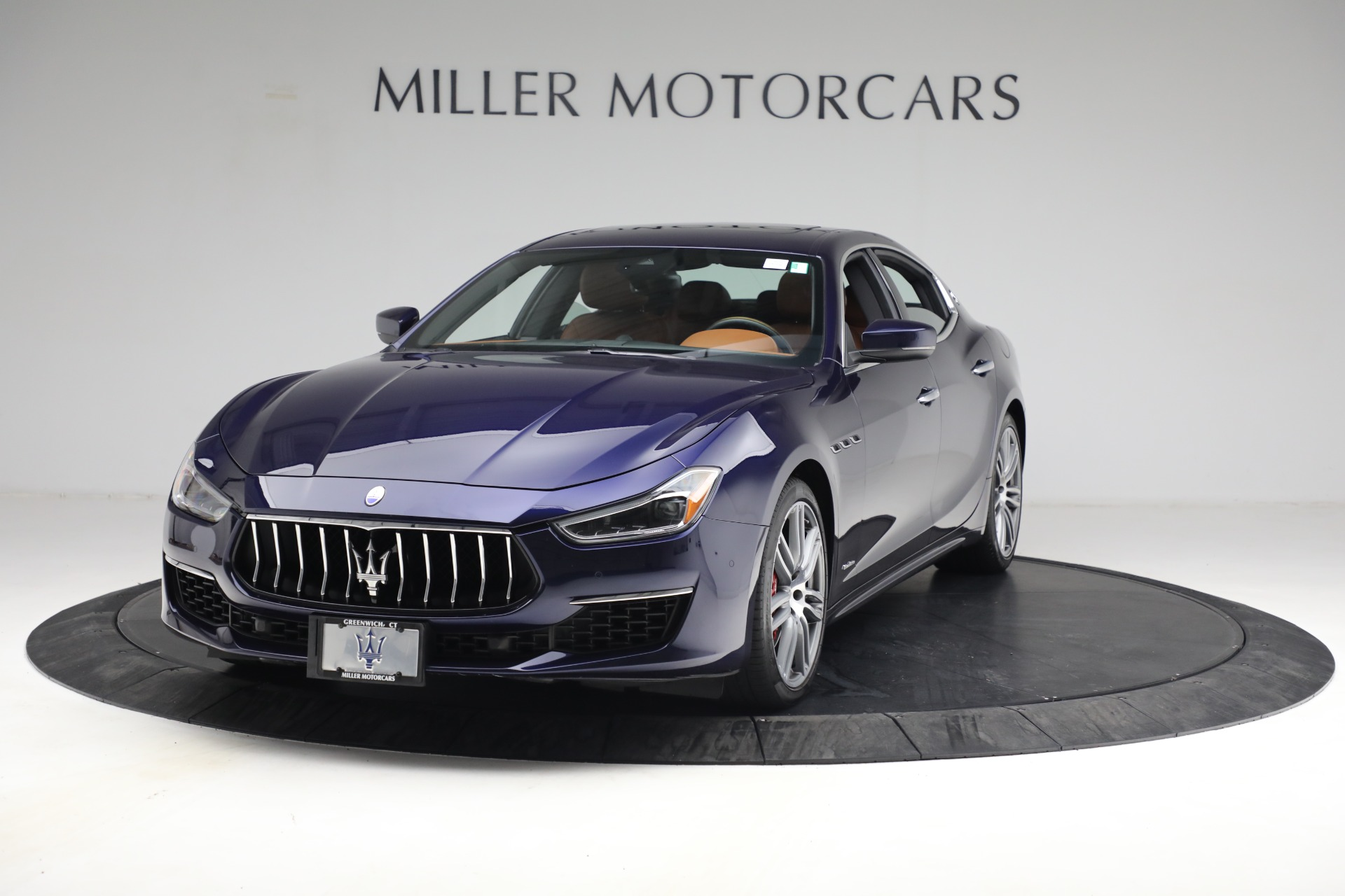 Used 2018 Maserati Ghibli S Q4 GranLusso for sale $56,900 at Rolls-Royce Motor Cars Greenwich in Greenwich CT 06830 1