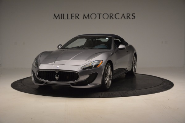 New 2016 Maserati GranTurismo Convertible Sport for sale Sold at Rolls-Royce Motor Cars Greenwich in Greenwich CT 06830 10