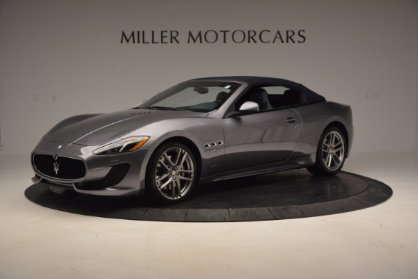 New 2016 Maserati GranTurismo Convertible Sport for sale Sold at Rolls-Royce Motor Cars Greenwich in Greenwich CT 06830 11