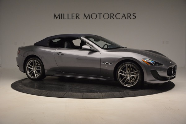 New 2016 Maserati GranTurismo Convertible Sport for sale Sold at Rolls-Royce Motor Cars Greenwich in Greenwich CT 06830 15