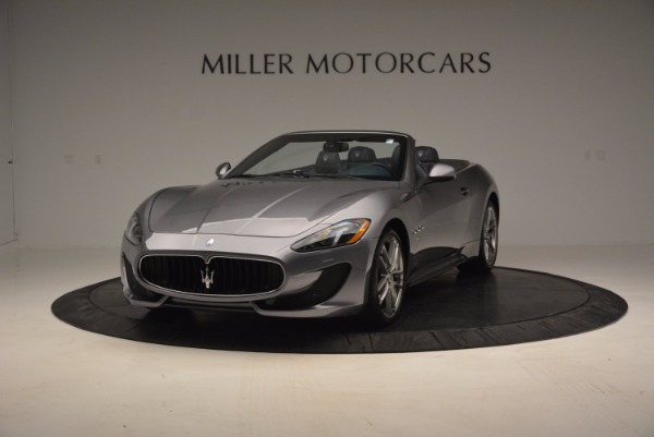 New 2016 Maserati GranTurismo Convertible Sport for sale Sold at Rolls-Royce Motor Cars Greenwich in Greenwich CT 06830 2