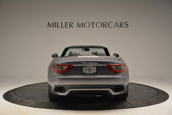 New 2016 Maserati GranTurismo Convertible Sport for sale Sold at Rolls-Royce Motor Cars Greenwich in Greenwich CT 06830 5