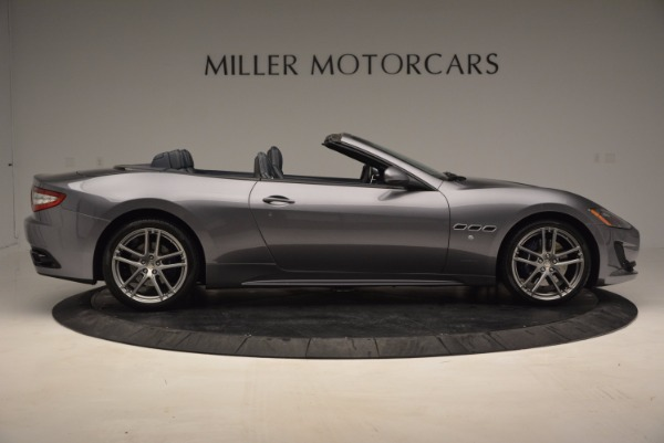 New 2016 Maserati GranTurismo Convertible Sport for sale Sold at Rolls-Royce Motor Cars Greenwich in Greenwich CT 06830 6