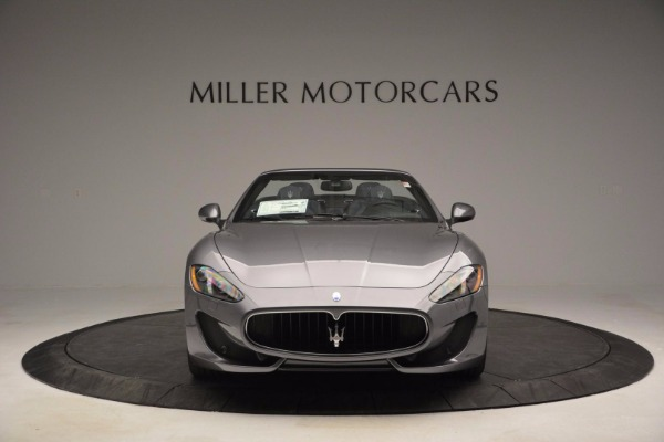 New 2016 Maserati GranTurismo Convertible Sport for sale Sold at Rolls-Royce Motor Cars Greenwich in Greenwich CT 06830 9