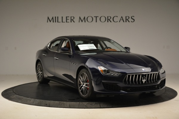 Used 2018 Maserati Ghibli S Q4 for sale $49,900 at Rolls-Royce Motor Cars Greenwich in Greenwich CT 06830 11