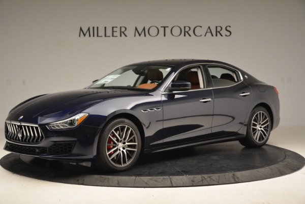 Used 2018 Maserati Ghibli S Q4 for sale $49,900 at Rolls-Royce Motor Cars Greenwich in Greenwich CT 06830 2