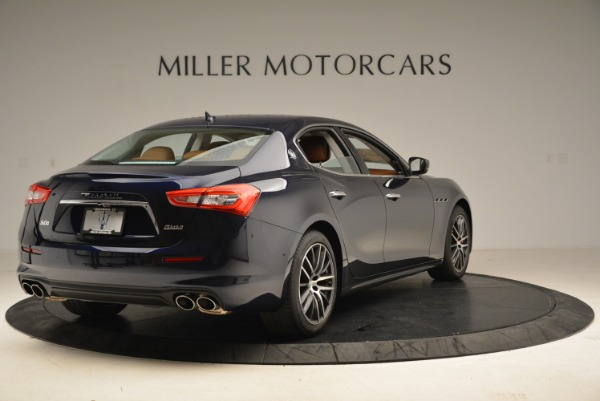 Used 2018 Maserati Ghibli S Q4 for sale $49,900 at Rolls-Royce Motor Cars Greenwich in Greenwich CT 06830 7