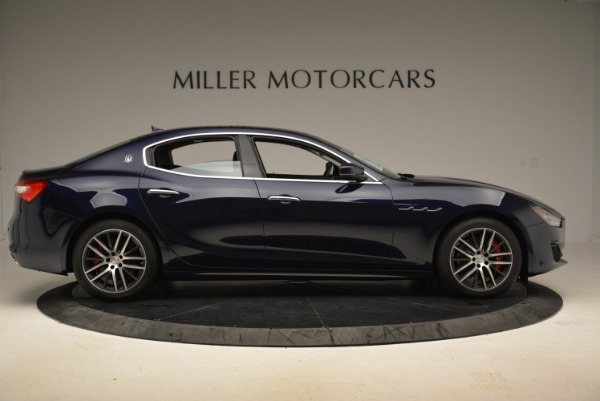 Used 2018 Maserati Ghibli S Q4 for sale $49,900 at Rolls-Royce Motor Cars Greenwich in Greenwich CT 06830 9
