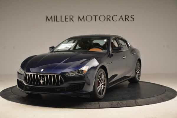 Used 2018 Maserati Ghibli S Q4 for sale $49,900 at Rolls-Royce Motor Cars Greenwich in Greenwich CT 06830 1