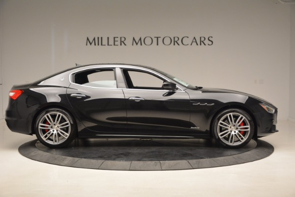 New 2018 Maserati Ghibli S Q4 GranSport for sale Sold at Rolls-Royce Motor Cars Greenwich in Greenwich CT 06830 9