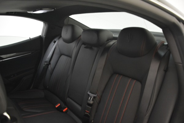 New 2018 Maserati Ghibli S Q4 for sale Sold at Rolls-Royce Motor Cars Greenwich in Greenwich CT 06830 24