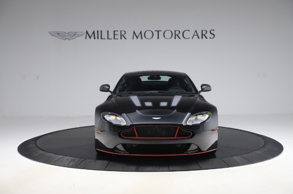 New 2017 Aston Martin V12 Vantage S Coupe for sale $179,900 at Rolls-Royce Motor Cars Greenwich in Greenwich CT 06830 11