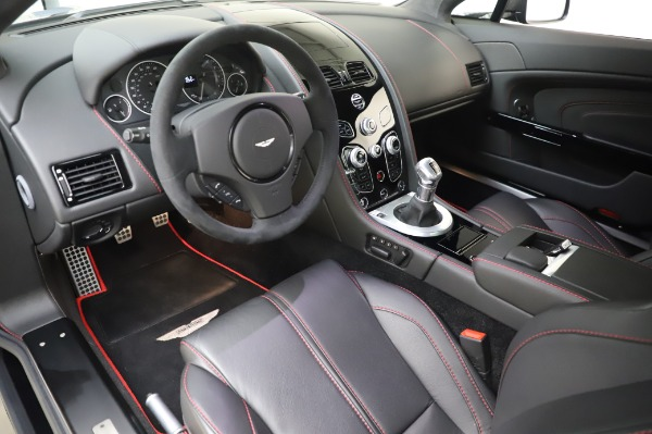 New 2017 Aston Martin V12 Vantage S Coupe for sale $179,900 at Rolls-Royce Motor Cars Greenwich in Greenwich CT 06830 13