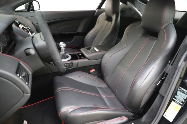Used 2017 Aston Martin V12 Vantage S Coupe for sale $179,900 at Rolls-Royce Motor Cars Greenwich in Greenwich CT 06830 15