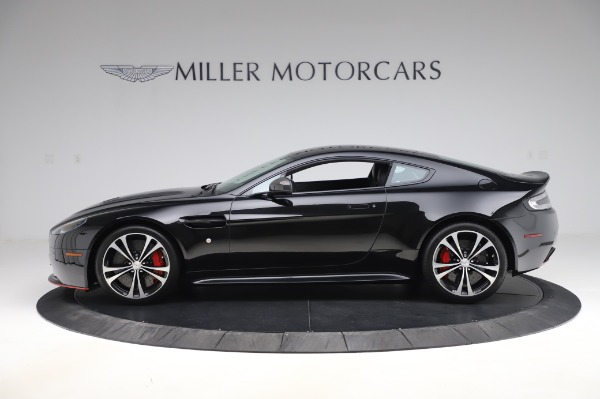 Used 2017 Aston Martin V12 Vantage S Coupe for sale Sold at Rolls-Royce Motor Cars Greenwich in Greenwich CT 06830 2