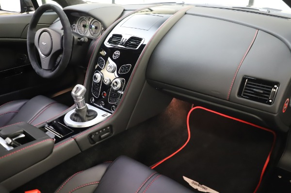 Used 2017 Aston Martin V12 Vantage S Coupe for sale $179,900 at Rolls-Royce Motor Cars Greenwich in Greenwich CT 06830 21