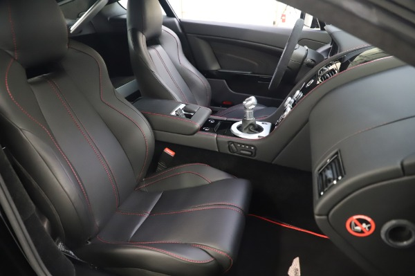 Used 2017 Aston Martin V12 Vantage S Coupe for sale $179,900 at Rolls-Royce Motor Cars Greenwich in Greenwich CT 06830 23