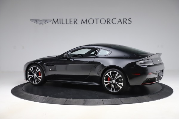 New 2017 Aston Martin V12 Vantage S Coupe for sale $179,900 at Rolls-Royce Motor Cars Greenwich in Greenwich CT 06830 3