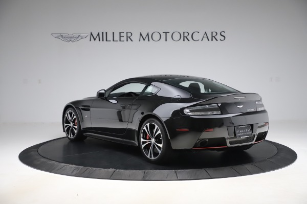 Used 2017 Aston Martin V12 Vantage S Coupe for sale Sold at Rolls-Royce Motor Cars Greenwich in Greenwich CT 06830 4