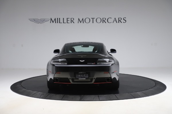 New 2017 Aston Martin V12 Vantage S for sale Sold at Rolls-Royce Motor Cars Greenwich in Greenwich CT 06830 5