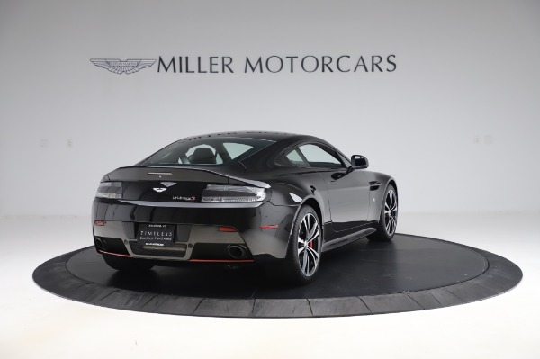 New 2017 Aston Martin V12 Vantage S for sale Sold at Rolls-Royce Motor Cars Greenwich in Greenwich CT 06830 6
