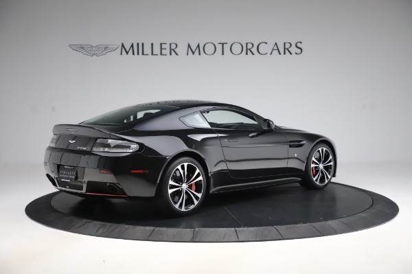 Used 2017 Aston Martin V12 Vantage S Coupe for sale Sold at Rolls-Royce Motor Cars Greenwich in Greenwich CT 06830 7