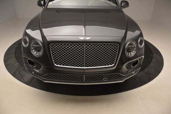 New 2018 Bentley Bentayga Signature for sale Sold at Rolls-Royce Motor Cars Greenwich in Greenwich CT 06830 13