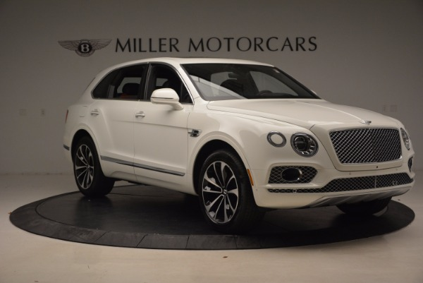 Used 2018 Bentley Bentayga Onyx for sale Call for price at Rolls-Royce Motor Cars Greenwich in Greenwich CT 06830 11