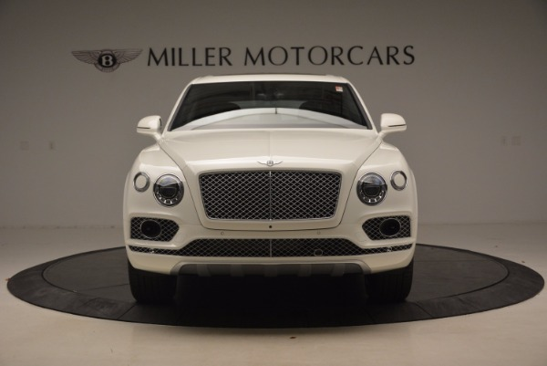 Used 2018 Bentley Bentayga Onyx for sale Call for price at Rolls-Royce Motor Cars Greenwich in Greenwich CT 06830 12
