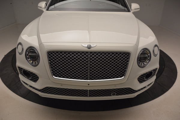 Used 2018 Bentley Bentayga Onyx for sale Call for price at Rolls-Royce Motor Cars Greenwich in Greenwich CT 06830 13