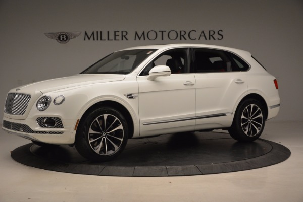 Used 2018 Bentley Bentayga Onyx for sale Call for price at Rolls-Royce Motor Cars Greenwich in Greenwich CT 06830 2