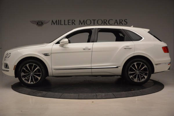 Used 2018 Bentley Bentayga Onyx for sale Call for price at Rolls-Royce Motor Cars Greenwich in Greenwich CT 06830 3