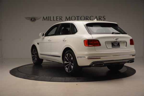 Used 2018 Bentley Bentayga Onyx for sale Call for price at Rolls-Royce Motor Cars Greenwich in Greenwich CT 06830 5